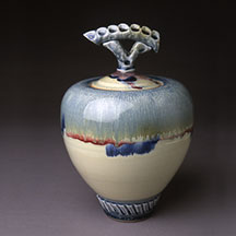 Sample of pottery by Don Brimberry